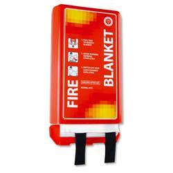 IVG Fire Blanket W1100xH1100mm Ref IVGSFB1M
