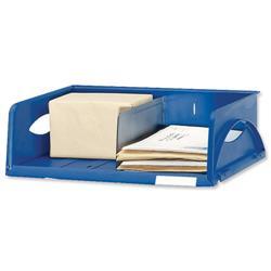 Leitz Standard Letter Tray Blue Ref 5230-00-35