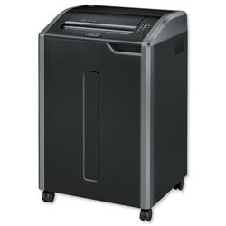 Fellowes 485i Shredder Ribbon Cut DIN2 P-4 Ref 4699501