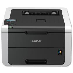Brother Colour Laser Duplex Printer with Wi-Fi Ref HL3170CDW