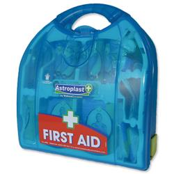 Wallace Cameron Mezzo HS2 First-Aid Kit Dispenser 20 Person  Ref 1002216