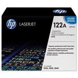 Hewlett Packard HP 122A Laser Drum Unit Page Life 20000pp Black/5000pp Colour Ref Q3964A
