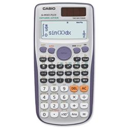 Casio FX-991ES Natural Textbook Display Scientific Calculator Ref FX991ES