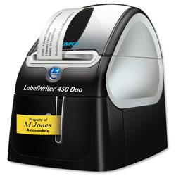 Dymo Labelwriter 450 Duo USB Label Printer with Software Ref S0838960