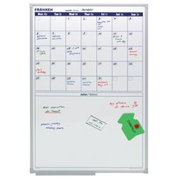 Franken Monthly Planner With Notes Magnetic W900xH600mm Ref VO-18