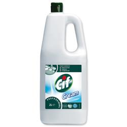 Cif Professional Cream Cleaner Original 2L Ref 7508629