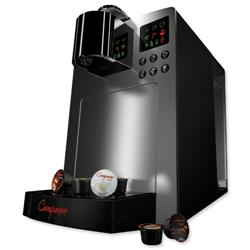 Image of Campanini Capsule Coffee Machine 3.5 litre Tank - 3922