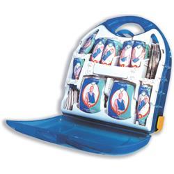 Wallace Cameron Mezzo 10 Food Hygiene Kit Dispenser 10 Person Ref 1004111