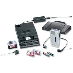 Philips LFH-067 Dictation Starter Kit Complete including 720 Transcriber Ref LFH067