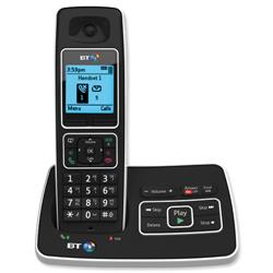 BT 6500 Single Handset DECT Telephone Cordless Answering - 66266