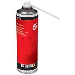 5 Star Office Spray Duster General Purpose Cleaning 400ml