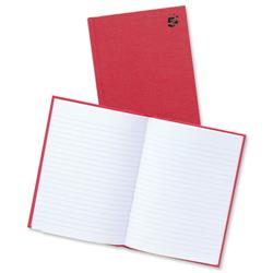 5 Star Office Manuscript Book Casebound 70gsm Ruled 192 Pages A5 [Pack 5]