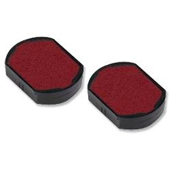 Trodat Replacement Ink Pad 646019 Red Ref 14639 - Pack 2
