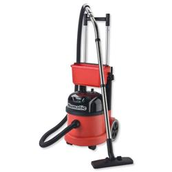 Numatic Pro Vacuum Cleaner Twinflo Hepaflo-filtration - PPT390B2