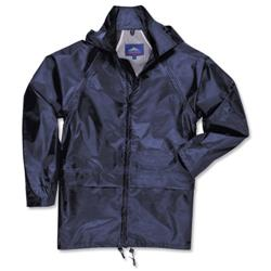Pacific Rain Jacket EN343 Protection Navy Medium