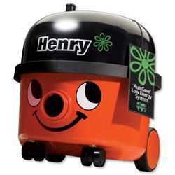Numatic Henry Vacuum Cleaner 580W 9 Litre 6.6kg - HVR200A2