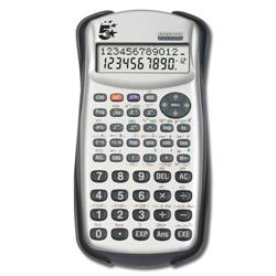 5 Star Office Scientific Calculator 2-Line Display 279 Function KC-4650P