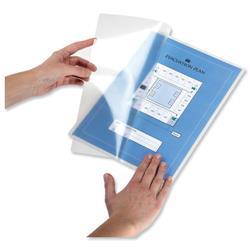 Durable Seal-It A4 Self Lamination Adhesive Pocket - Pack 50 Ref 8435/19
