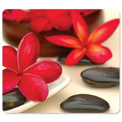Image of Fellowes Earth Series Recycled Mousepad Spa Flowers - 5904601