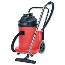 Numatic Large Dry Vacuum Cleaner Twinflo 1200w Motor - NVQ900