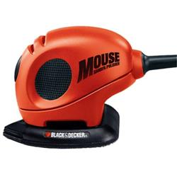Black & Decker 4 in 1 Mouse Sander and 15 Accessories in - KA161BC-GB