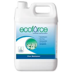Ecoforce Floor Maintainer 5 Litre Ref 11510 [Pack 2]