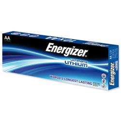 Energizer Ultimate AA Lithium Battery LR06 1.5V Ref 634352 - Pack 10