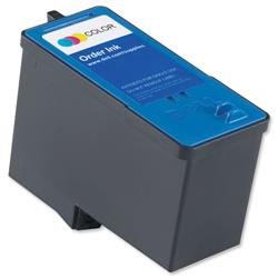 Dell No. CH884 Inkjet Cartridge High Capacity Colour Ref 592-10227