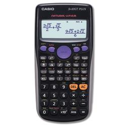 Casio FX-83-GT Scientific Calculator Ref FX83GTPLUS