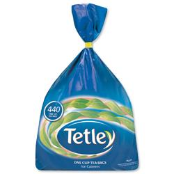 Tetley Tea Bags High Quality 1 Cup Ref 1054J [Pack 440]