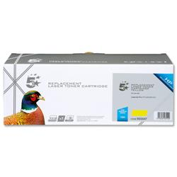 Image of 128A Yellow Compatible Toner Cartridge - 933347