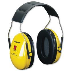 3M Peltor Optime I Headband Ear Defenders Ref H510A-401-GU