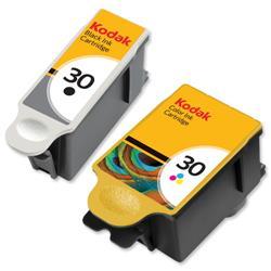 Kodak 30B/30CL Inkjet Cartridge Combo Pack Ref Ref 9039745