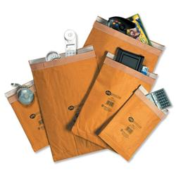 Jiffy Padkraft No.0 Padded Bag Envelopes Mini Pack 132x235mm Ref JPB-MP-0-10 - Pack 10