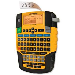 Dymo Rhino 4200 Commercial Label Printer QWERTY One Touch Smart Keys Ref 4201