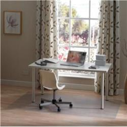Cleartex Valuemat Chair Mat For Low Pile Carpet 1200x750mm Clear Ref FC1175120EV
