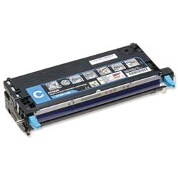 Epson S051160 Laser Toner Cartridge High Capacity Page Life 6000pp Cyan Ref C13S051160