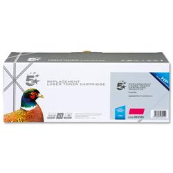 Image of 128A Magenta Compatible Toner Cartridge - 933333