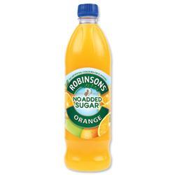Robinsons Special R Squash No Added Sugar 1 Litre Orange Ref 206935 [Pack 12]