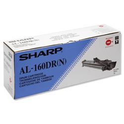 Sharp Copier Drum Unit Page Life 30000pp Black Ref AL160DR