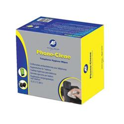 AF Phone-Clene Sanitisiing Wipes Individual [Pack 100] - APHC100