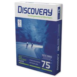 Discovery Everyday A3 Paper 75gsm White Ref NDI0750007 - 500 Sheets