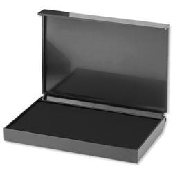 Dormy Stamp Pad 158x90mm Black Ref 419516SP