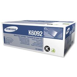 Image of Samsung 6092S Black Toner Cartridge - CLT-K6092S/ELS