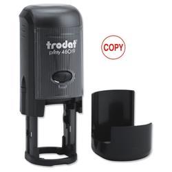 Trodat Printy 46019 Word Stamp Self Inking - Copy - Reinkable Red Ref 54290