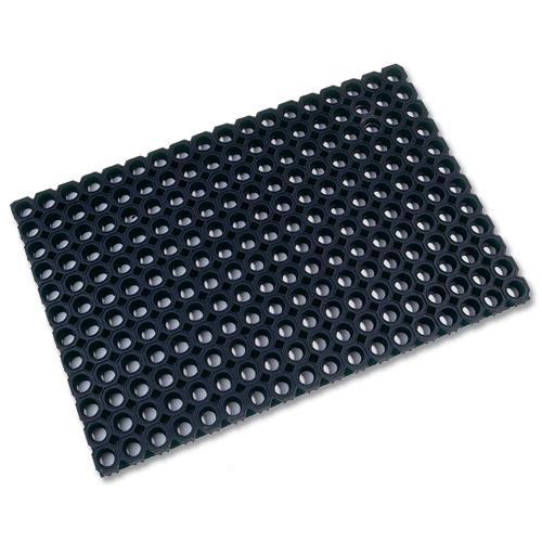 Floortex Door Mat Indoor And Outdoor Rubber 800x1200mm