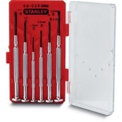 Stanley Instrument Screwdriver Set Ref 1-66-039 [Set 6]