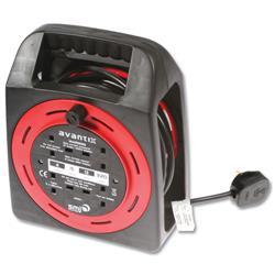 Extension Reel 15 Metre 13 Amp 4 Sockets