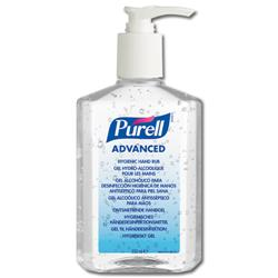 Purell Hygienic Hand Gel Sanitiser Bottle Refill 240ml Ref N06226