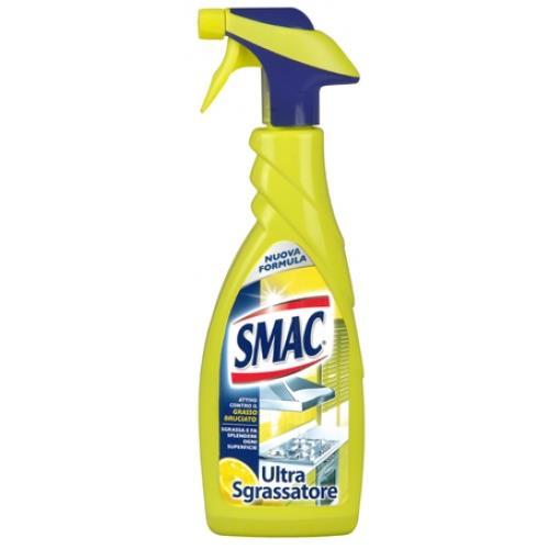Foto Sgrassatore al Limone Smac - 750 ml - conf. 12 Detergenti per superfici
